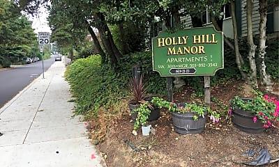 Holly Hill Manor, 1