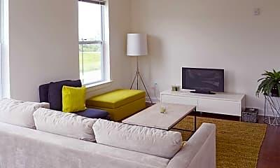 Living Room, Riverwalk NJ, 1