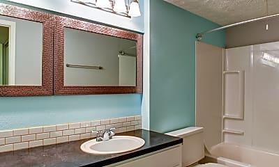 Bathroom, Barrington Square, 2