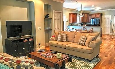 Living Room, 104 Orange St, 1