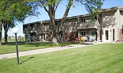 Building, Hillside Glenn Apartments, 0