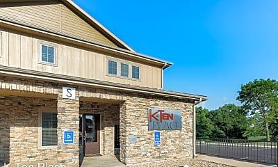 Building, 9100 Commerce Drive, 2