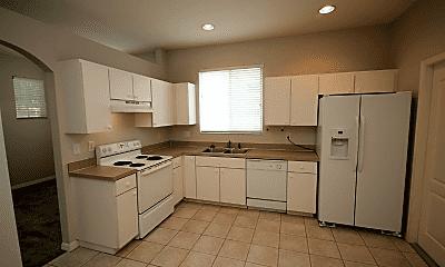 Kitchen, 9008 Spring Garden Way, 1