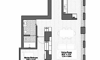 Bathroom, 16 W 40th St, 2