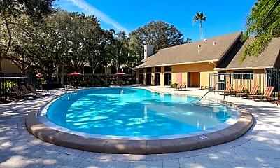 Pool, Solana Vista Apartments, 0