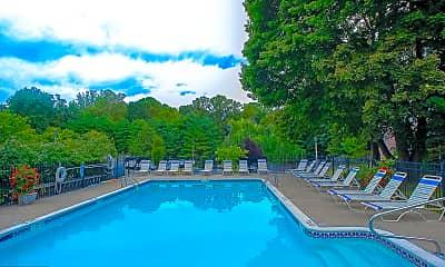 Pool, 104 Woodside Rd B201, 2
