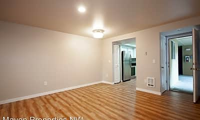 Living Room, 4747 Sand Point Way NE, 2