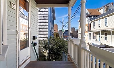 Patio / Deck, 27 Brewer St 1, 1