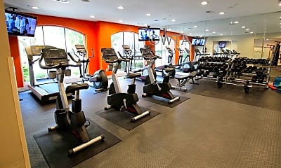 Fitness Weight Room, 1007 South Congress, 2