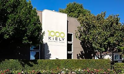 Community Signage, 1000 Kiely, 1