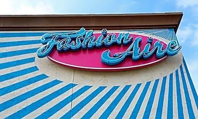 Community Signage, Fashionaire Apartments, 0