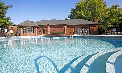 Pool, Barrington Estates, 0