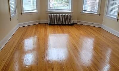 Living Room, 7711 S Aberdeen St 3, 1