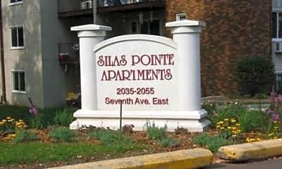 Silas Pointe Apartments, 2