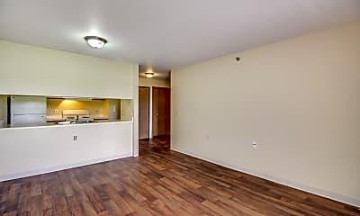 Living Room, Twin Oaks Meadows, 1