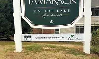 Community Signage, Tamarack On The Lake, 0