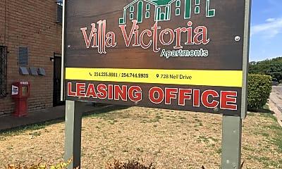 Villa Victoria Apartments, 1