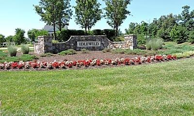 Community Signage, 1310 Walker Dr, 2
