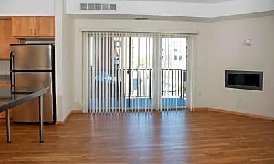Living Room, 800 N 3rd St 109, 1