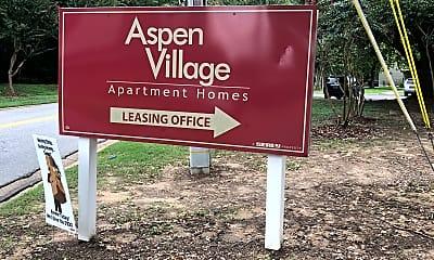 Aspen Village, 1