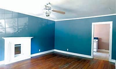 Living Room, 1007 S 25th St, 2
