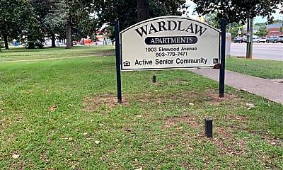 Wardlaw Apartments, 1