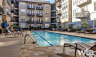 Pool, 4330 Bull Creek Road, 1