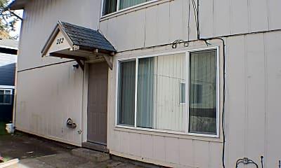 Building, 272 S Knott St, 2