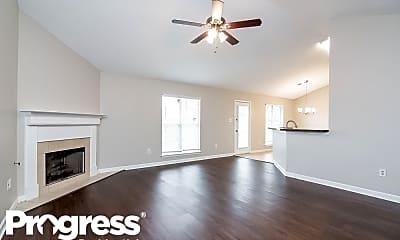 Living Room, 7202 Brenwood Drive, 1