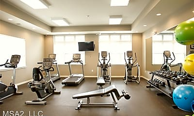 Fitness Weight Room, 3100 Market Lane, 2