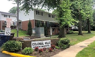 Colonial Hills Apartments, 1