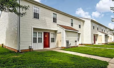 Building, Gateway Townhomes, 0