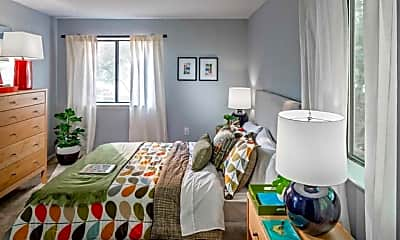 Bedroom, Karl Place, 2