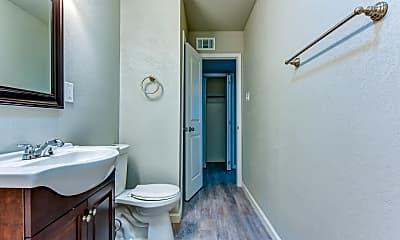 Bathroom, Gayle Villa Apartments, 2