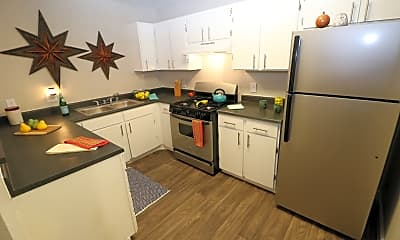 Kitchen, Academy Terrace Apartment Homes, 0