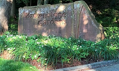 Brownstone Gardens I, 1