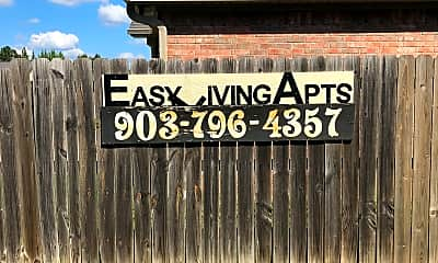 Easy Living Apartments, 1