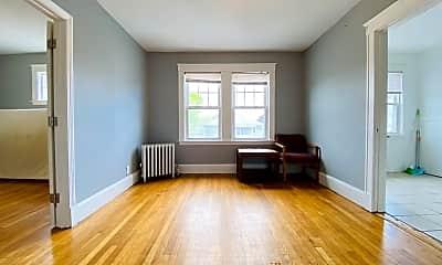 Living Room, 162 South St 2L, 1