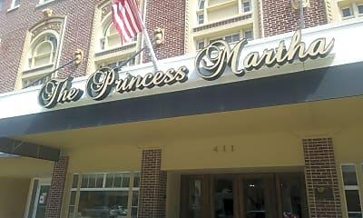 Princess Martha, 1