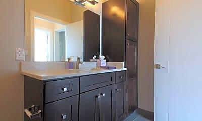 Bathroom, 4175 North Oakland Avenue, 2