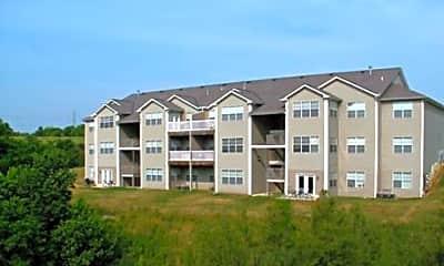 Building, Glen Hollow, 1