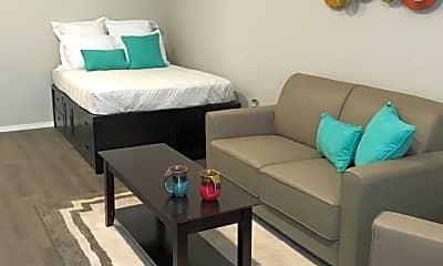 Living Room, 2602 Springdale St, 1