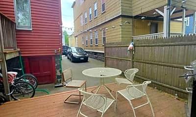 Patio / Deck, 23 Jay St, 2