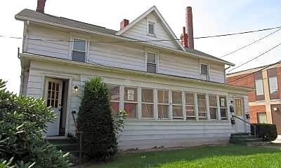 Building, 836 Grant St, 1