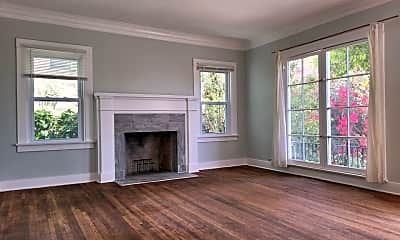 Living Room, 5403 Russell Ave, 1