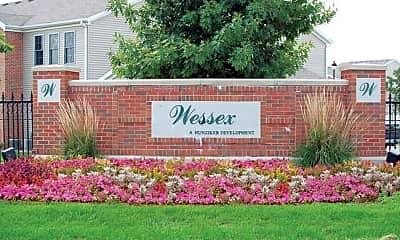 Community Signage, 2901 Wessex Drive, 1