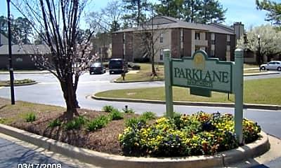 Parklane Apartments, 2