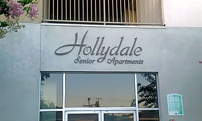 Hollydale Plaza, 1