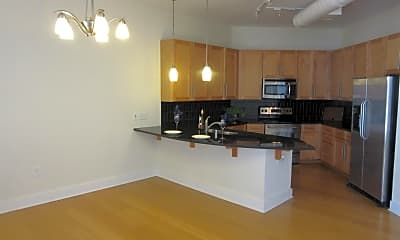 Kitchen, 535 S Upper St 408, 1