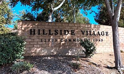 Hillside Village, 1